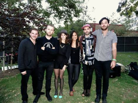 Milo Greene Interview: Making alma mater UCI swoon at Summerlands Festival 2014