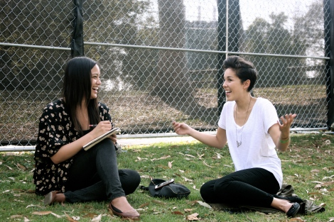 "Kina Grannis Interview: ""Elements,"" College and Why she does Music"