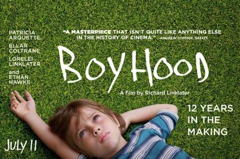 """Boyhood."" IFC Films."
