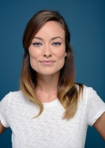 "Olivia Wilde. ""Third Person"" Press Conference, TIFF."