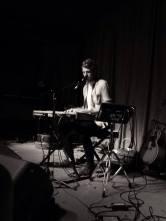 Andrew Belle at the Brick & Mortar Music Hall, San Francisco, 9/17/2014.