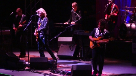 Hall & Oates at the Greek Theatre, Los Angeles. (10/26/2014)