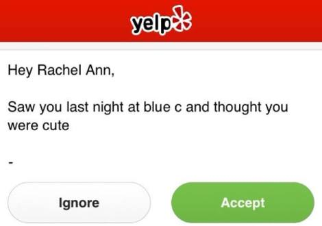 Yelp_Message