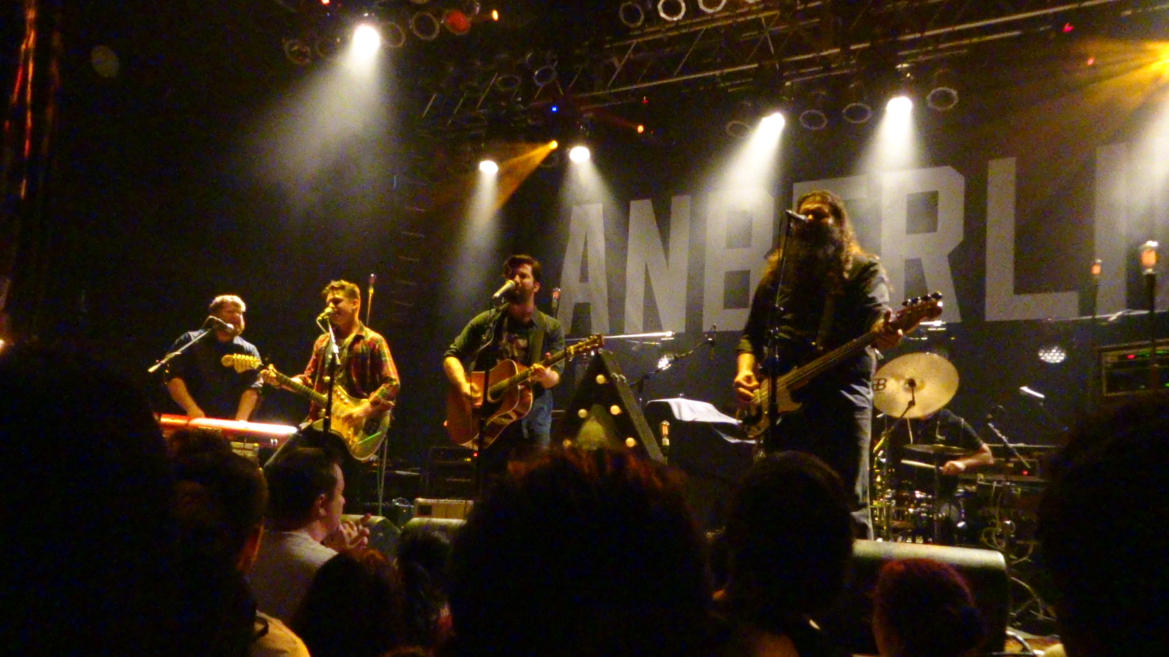 anberlin live from house of blues anaheim