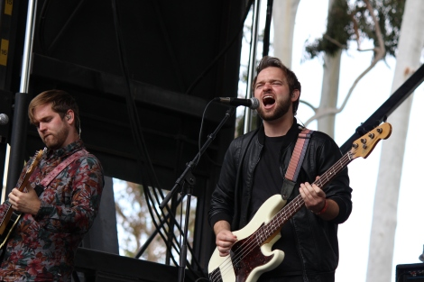 Summerlands Festival 2015 with Bad Suns, Mr. Little Jeans, Island Apollo, Jeni Suk and Timothy John Band. UC Irvine. 5/22/2015.