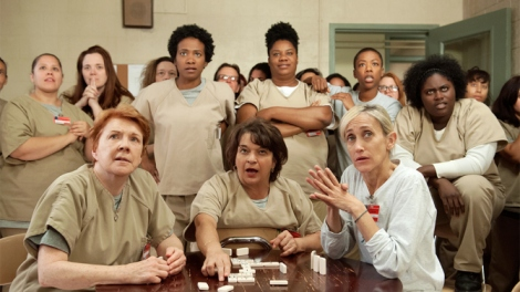 Orange Is The New Black (Season 3). Courtesy of Netflix.