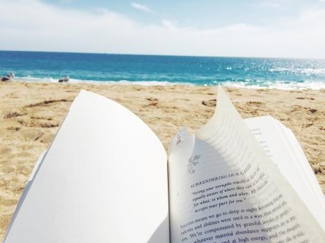 Me_Selfie_Beach_Reading_A-Return-To-Love