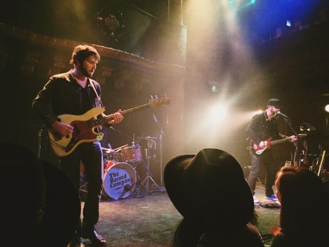 The Record Company live at the Great American Music Hall in San Francisco, CA. 5/12/2016