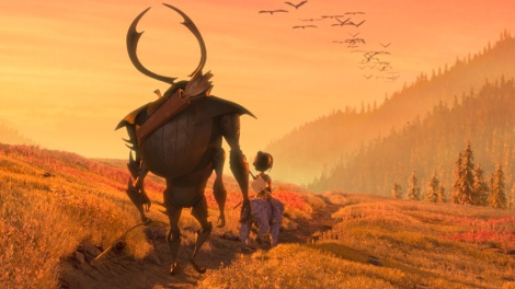 """Kubo and the Two Strings."" Courtesy of LAIKA/Universal."