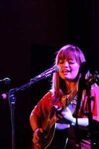 Melissa Polinar live at The Chapel, San Francisco, CA. 9/15/16. Photo courtesy of Christian Ang.
