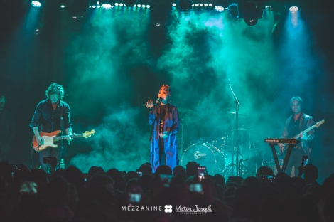 YUNA performs live at the Mezzanine in San Francisco, CA. 11/5/2016. Photo courtesy of Mezzanine SF / Victor Aquino Photography.