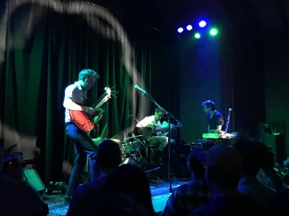 The Mattson 2 with Tommy Guerrero and Money Mark at The Chapel in San Francisco, CA for Sunday night's (((folkYEAH!))) Presents event. 4/30/2017.
