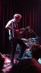 Jared Mattson of The Mattson 2 performed live at The Chapel in San Francisco, CA for Sunday night's (((folkYEAH!))) Presents event. 4/30/2017.