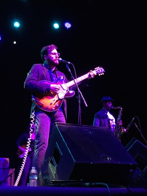 Nick Waterhouse live at The Fillmore in San Francisco, CA. 6/15/2017. (Photo: Rachel Ann Cauilan | @rachelcansea)