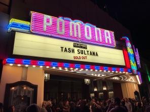 Tash Sultana live at Fox Theater Pomona, CA. 4/16/2018. (Photo: Rachel Ann Cauilan | @rachelcansea)