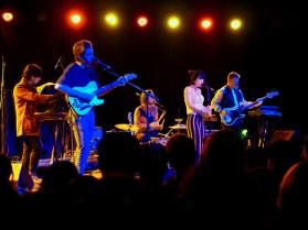 The Marías live at The Glass House Concert Hall in Pomona, CA. 4/23/2018. (Photo: Rachel Ann Cauilan | @rachelcansea)