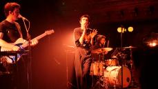Morgan Saint performed live at the Great American Music Hall in San Francisco, CA. 3/31/2018. (Photo: Rachel Ann Cauilan | @rachelcansea)