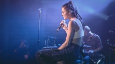 Charlotte Lawrence live at the Moroccan Lounge in Los Angeles, CA. 6/19/2018. (Photo: Rachel Ann Cauilan | @rachelcansea)