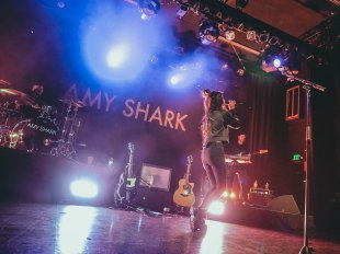 Amy Shark live at El Rey Theatre, Los Angeles, CA. 10/2/2018. (Photo: Rachel Ann Cauilan | @rachelcansea)