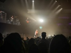 LANY live on night one of two sold-out shows at the Hollywood Palladium, Los Angeles, CA. 10/26/2018. (Photo: Rachel Ann Cauilan | @rachelcansea)