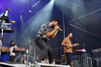 Young The Giant at Ohana Fest 2018 at Doheny State Beach in Dana Point, CA. 9/30/2018. (Photo: Derrick K. Lee, Esq. | Blurred Culture)