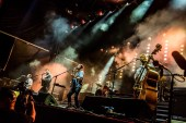 Mumford & Sons at Ohana Fest 2018 at Doheny State Beach in Dana Point, CA. 9/30/2018. (Photo: Derrick K. Lee, Esq. | Blurred Culture)