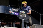 Andrew McMahon in the Wilderness at Ohana Fest 2018 at Doheny State Beach in Dana Point, CA. 9/30/2018. (Photo: Derrick K. Lee, Esq. | Blurred Culture)