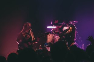 "The Aces performed their first headlining ""Waiting For You"" Tour at the Troubadour in Los Angeles, CA. 2/13/2019. (Photo: Rachel Ann Cauilan 