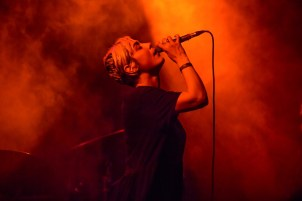 Jennylee at the Echoplex in Echo Park, Los Angeles, CA for Night One of Love You Down Fest. 2/7/2019. (Photo: Derrick K. Lee, Esq. | Blurred Culture)
