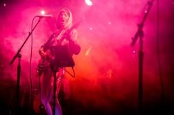 Warpaint at the Echoplex in Echo Park, Los Angeles, CA. 2/7-8/2019. (Photo: Derrick K. Lee, Esq. | Blurred Culture)