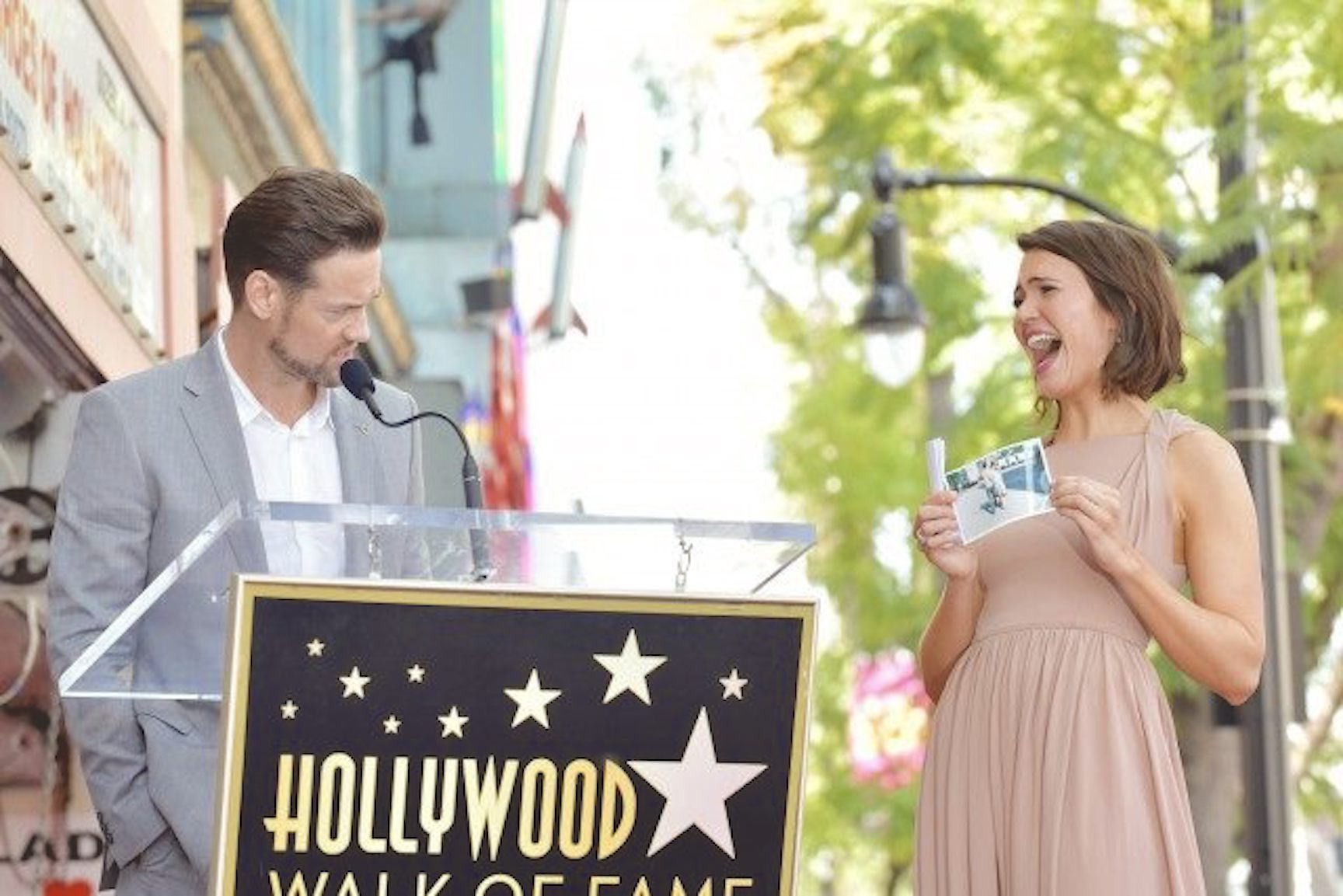 Mandy Moore And Shane West Stole My Tween Heart At Her Hollywood Walk Of Fame Ceremony Beauty Within