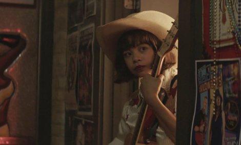 "Eva Noblezada as Rose in ""Yellow Rose."" Starring Eva Noblezada, Princess Punzalan, Dale Watson, Lea Salonga. Dir. Diane Paragas. (Photo: <a href=""http://www.yellowrosefilm.com/"" target=""_blank"" rel=""noopener"">""Yellow Rose""</a>)"
