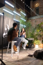 "Noah Cyrus performed a special acoustic performance at Space15Twenty to celebrate her ""Lonely"" collection in Hollywood, CA. 10/19/2019. (Photo: Rachel Ann Cauilan 