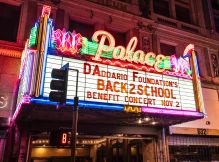 """The D'Addario Foundation's """"Back 2 School Benefit Concert"""" held at the Palace Theatre in Downtown Los Angeles, CA. 11/2/2019. (Photo: Harrison Pearl 