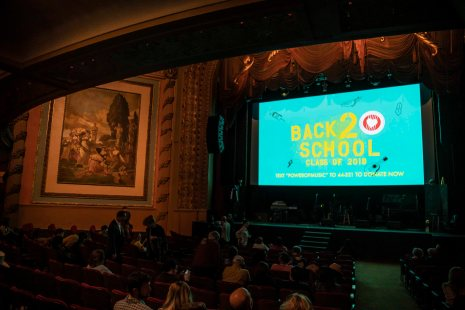 "The D'Addario Foundation's ""Back 2 School Benefit Concert"" held at the Palace Theatre in Downtown Los Angeles, CA. 11/2/2019. (Photo: Harrison Pearl 